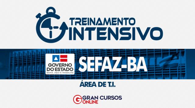 Intensivão SEFAZ/BA TI: GED, SOA e XML Web Services