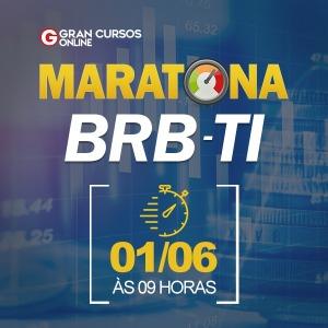 Maratona BRB TI 2019