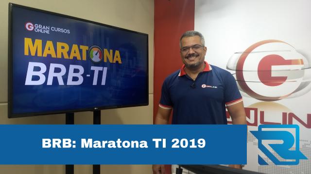 BRB: Maratona TI 2019